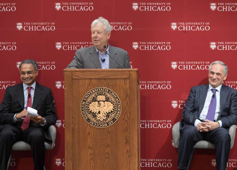 Behavioral Economist Richard Thaler wins Nobel Prize in Economics