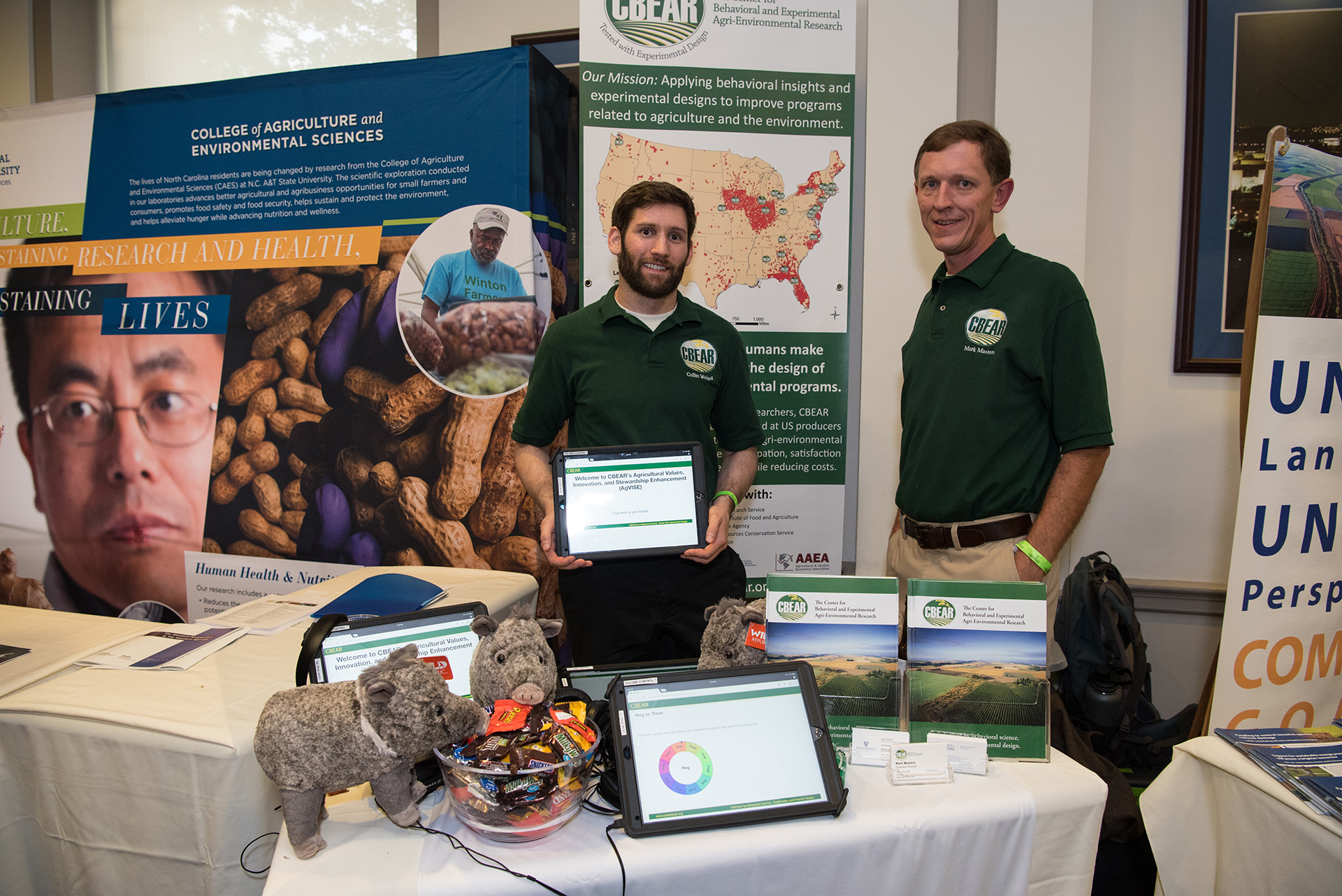 CBEAR at the 2018 Annual Agricultural Research Exhibition & Reception